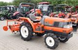 Tractor japonez 22 CP, 4x4