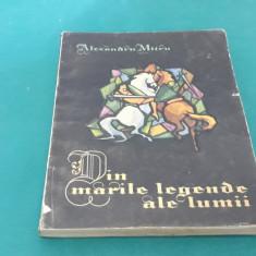 DIN MARILE LEGENDE ALE LUMII /AL. MITRU/ILUSTRAȚII MARCELA CORDESCU/VOL. I/1963