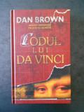 DAN BROWN - CODUL LUI DA VINCI (2004, editie cartonata)