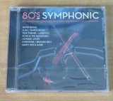 80's Symphonic CD Compilation (A-HA, David Bowie, Roxette, Simply Red, The Cars), warner