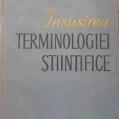 INSUSIREA TERMINOLOGIEI STIINTIFICE - G. GOIAN