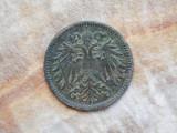 1 heller 1899 RAR, Europa, Cupru (arama)