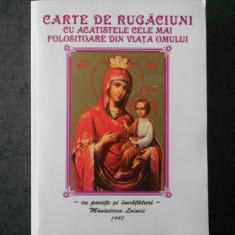 IOACHIM PARVULESCU - CARTE DE RUGACIUNI CU ACATISTELE CELE MAI FOLOSITOARE ...
