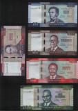 Set / Lot bancnote Liberia set 5 + 10 + 20 + 50 + 100 /2016/necirculate, Africa