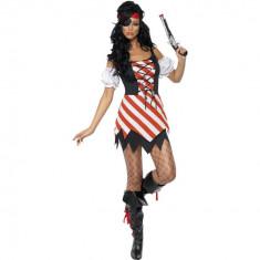 Costumatie Pirat Femeie S ( Pirate ) - Carnaval24