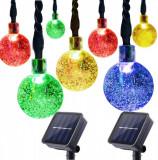 Globuri lumini cu alimentara solara 30 LED-uri