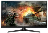 Monitor Gaming VA LED LG 31.5inch 32GK850G-B, QHD (2560 x 1440), HDMI, DisplayPort, USB 3.0, Pivot, G-SYNC, 144 Hz, 5 ms (Negru)