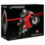 Motocicleta RC, Ducati Upriser pe o roata in viteza, air hogs
