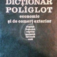 Dictionar poliglot economic si de comert exterior