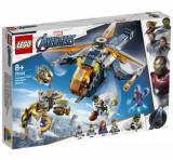 Cumpara ieftin LEGO Super Heroes, Razbunatorii - Hulk doboara elicoptere 76144