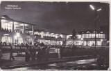 Bnk cp Mangalia - Vedere nocturna - circulata, Printata