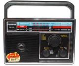 Radio portabil 4 benzi FM/MW/SW1/SW2, 1W 4 Ohmi, antena