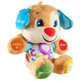 Jucarie De Plus Fisher Price By Mattel Laugh And Learn Catelusul Vorbitor In Limba Romana