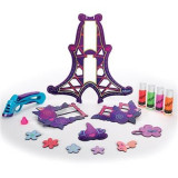 Jucarie Play-Doh Dohvinci Flower Tower Frame Kit Playset