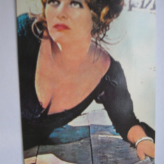 Carte postala actori - Claudia Cardinale