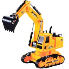 Excavator cu telecomanda si functii foto