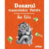 Cumpara ieftin Carte Editura Arthur, Dosarul mascotelor Patata, Ana Rotea, ART