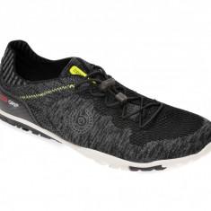 Pantofi sport BUGATTI negri, 91702, din material textil