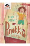 Pinokkio kalandjai - Carlo Collodi