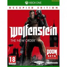Wolfenstein The New Order Occupied Edition Xbox One