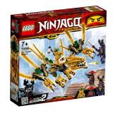 LEGO® Ninjago - Dragonul de aur 70666