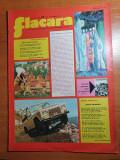flacara 4 octombrie 1975-ceausescu la targu mures,fabrica aro campulung muscel