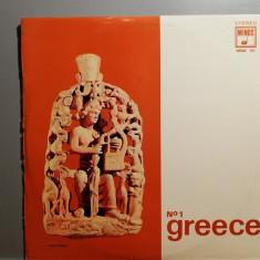 Greece My Love 1 – selectii (1978/Minos/Greece) - VINIL/Impecabil