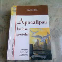 APOCALIPSA LUI IOAN, APOSTOLUL - DUMITRU POPA VOLUMUL II
