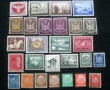Germania  lot marci postale vechi neuzate, Nestampilat