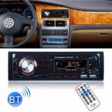 Radio MP3 Player auto 1555/1132, 4 x 50 W, Bluetooth
