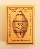 Carti joc poker vintage imagini baloane cu aer cald Les montgolfieres BP Grimaud