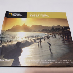 [CDA] National Geographic Music Explorer - Bossa Nova - cd audio original