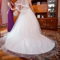 Rochie de mireasa Exclusive Bridal, Rochii de mireasa printesa