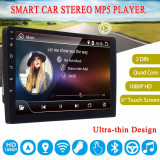 Navigatie Auto Android, Radio DVD Player Mp5, Video, GPS, 10 inch, 2DIN, WiFi