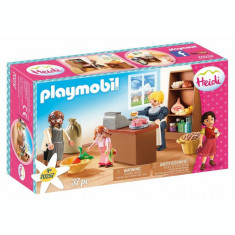 Playmobil Heidi - Magazinul familiei Keller