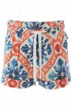 Cumpara ieftin Pantaloni scurti barbat Dolce & gabbana majolica print shorts GW9QAT FS4GF HA1MX Multicolor, 46, 48