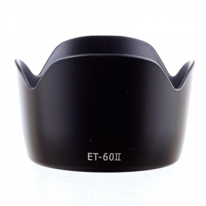 Parasolar ET-60 II inlocuitor pt. Canon EF75-300MM F / 4-5.6 III EF-S 55-250mm