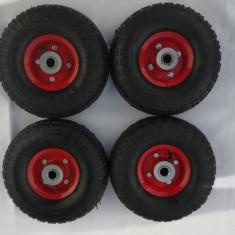 Set 4 roti liza 4.10/3.50-4 ax 20 mm