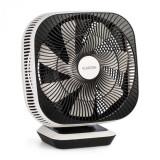 Klarstein Windmaster, ventilator, 8 niveluri de viteză, VarioFresh 3D, 20 dB, alb