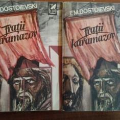 Fratii Karamazov – F.M. Dostoievski