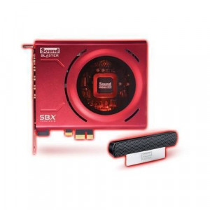 Placa de sunet Creative Sound Blaster Z 5.1 Retail