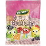 Jeleuri cu Iaurt si Fructe Ecologice/Bio 90g