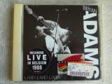 BRYAN ADAMS - Live ! Live ! Live ! - C D Original ca NOU