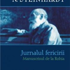 Jurnalul fericirii. Manuscrisul de la Rohia | N. Steinhardt