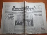 romania libera 25 februarie 1990-art. de la paris la nasaud