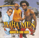 CD Baha Men ‎– Move It Like This, original