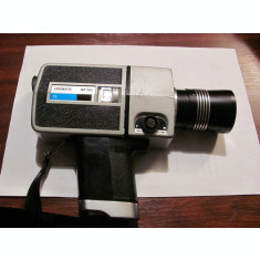 Aparat filmat LOADMATIC Sound TL / MP 303 Super 8mm  / functional / Japonia RAR