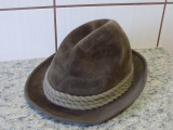 Palarie vintage Mayser Hutmacher 1800s Hunt Seidl