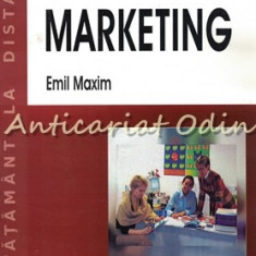 Marketing - Emil Maxim - Suport De Curs ID
