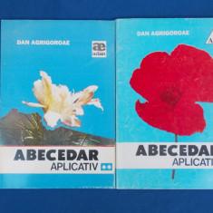 DAN AGRIGOROAE - ABECEDAR APLICATIV ( 2 VOL. ) , 1994